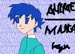 Anime/Manga My character Kyu