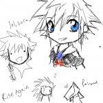 Sora scribbles