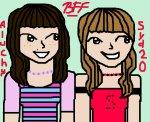Aluchy & Syd20 ~ BFF 2