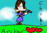 chibi archer
