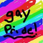 gay pride!!!!!!!!!!