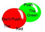 Don't push, push it