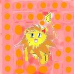 Anime Lion