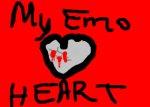 my emo heart