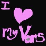 I Love my Vans