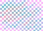 differnt colored checkers