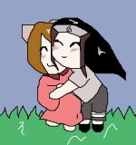 Aiki and Neji(Requested)