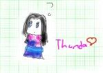 reqest from thunda