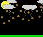 Midnight Cookie Storm