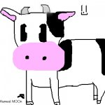 Harvest MOOn Cow