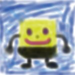 spongebobs meantaly retarted doodle bob!!!