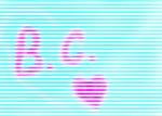 I ♥ B.C.