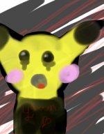 Emo Pikachu