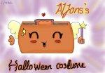 Alfons's Halloween Costume