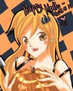 Pumpkin ver. Happy halloween!!