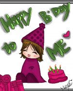 Happy b-day to ME!! ^_^