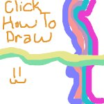 CLICK HOW TO DRAW ^-^