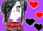 Sad Scene Girl