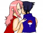 Sasuke Sakura -KISS-