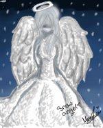Snow angel ^_^