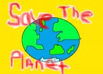 save this wonderful planet