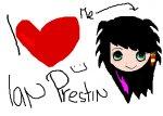 I love Ian (: