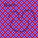 Not just the pretty pattern, but you gotta agree, isn't it pretty? =D