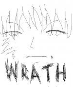 Wrath- Lineart