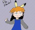 pikachu girl