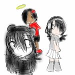 Animeangels123, AngelCake143, and Kiwigirl13