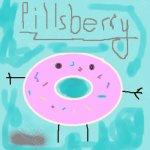 Pillsberry Doughnut Boy