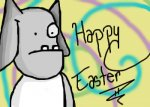 Happy Easter!!! :D