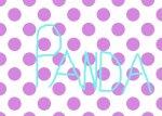 Panda!!! My Favorite Nickname