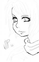 Work in progress- Self Portrait Avatar. :3