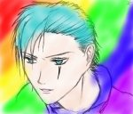 Rainbow MAN lol