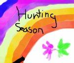 hunting season!!!