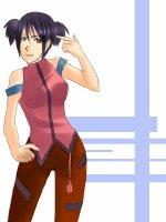 Anime version of my Kupika avatar