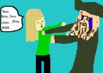 Giving Davy Jones a Hug