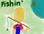"""Gone Fishin'"""