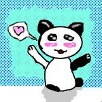 panda chibi!!^^