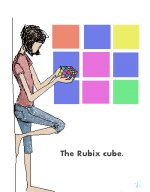 the rubix cube.