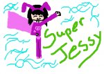 Super Jessy to the Rescue