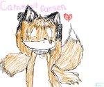 Caramell Dansen Fox