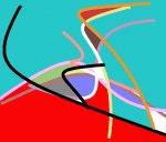 rainbow sqig
