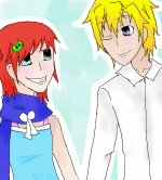 Tamaki Goes on a Date with Lachia :D