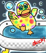 Splish, Splash I WAZ TAKING A BATH!!!