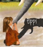 Tippi Degré ; the little French, Nambian girl