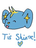 Tis Shinx, yes?
