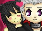 Hidan and momo90210