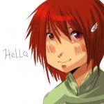 Hello! *3*;